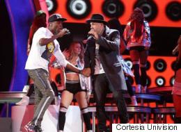 Prince Royce, Nicky Jam y más en los ensayos de los Latin Grammy