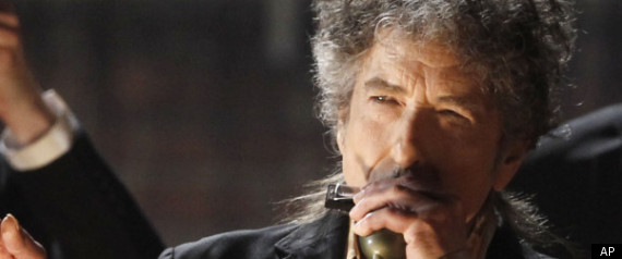 Nobel Prize In Literature Bob Dylan