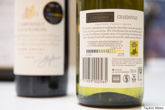 taylors wines temperature sensor