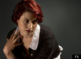 Alexandra Breckenridge Interview American Horror S