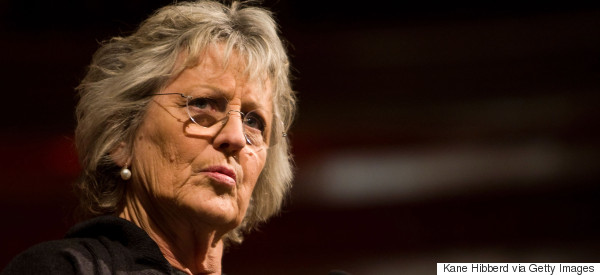 So Germaine Greer Said This About Trans People At Cardiff Uni
