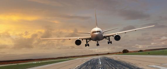 LANDING OF AN AIRCRAFT
