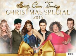 'Strictly' Reveals Its Christmas Special Line-Up