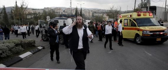 ISRAELI STABBED