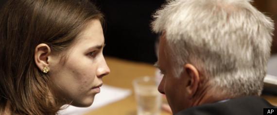 AMANDA KNOX JUDGE