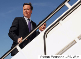 The Taxpayer Has Bought David Cameron A Plane, And Twitter Can't Decide On A Name