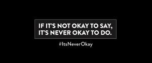 Never Okay