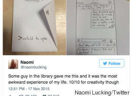Rejected Student Behind Handwritten WhatsApp Proposal Responds To Viral Fame