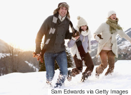 Families, Friends Or Couples - These Are The Winter Travel Destinations You Need To Visit