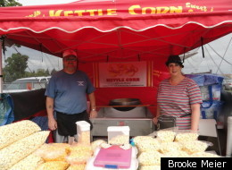 White Lake, Mi: Kettle Corn Business Pops