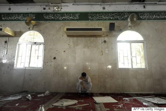 saudi mosque bomb