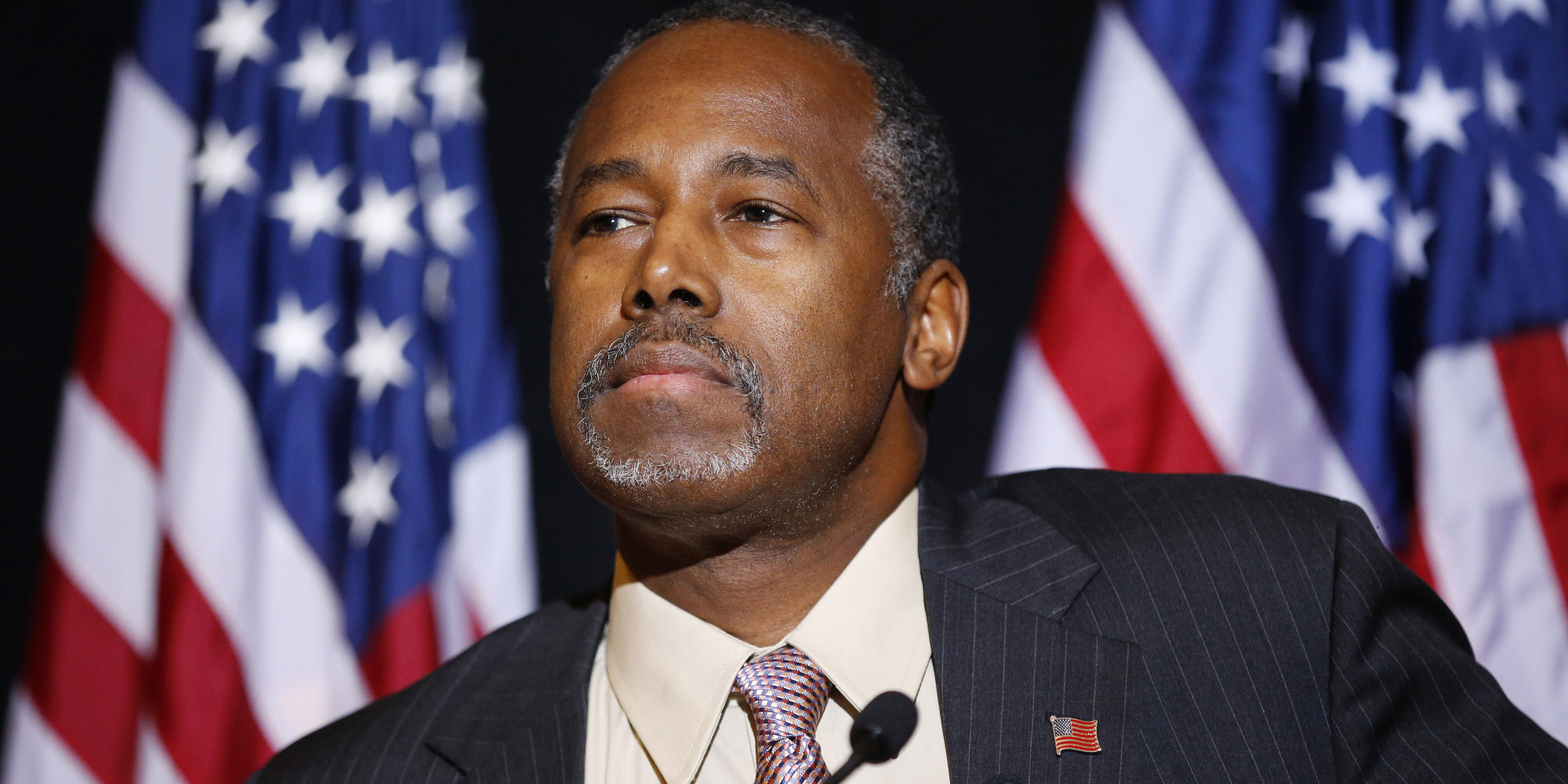 Ben carson compares syrian refugees to a 39 rabid dog for The carson