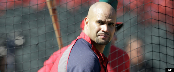 ALBERT PUJOLS DAY GAME
