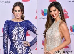 Mira los vestidos de la alfombra roja en los Latin Grammy Awards