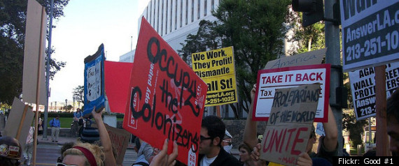 Occupy La Day 5