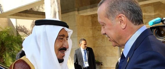 KING SALMAN G20