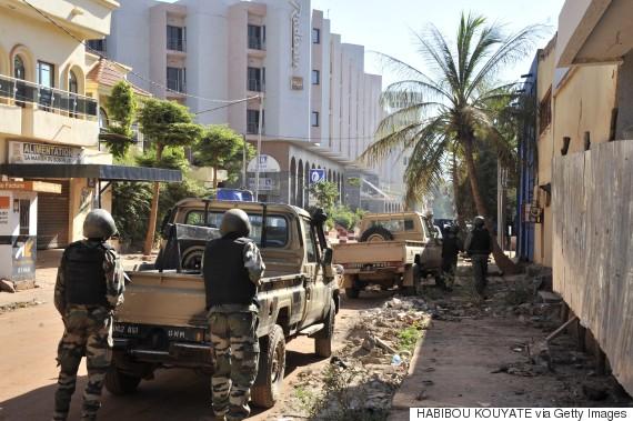 mali hostage bamako