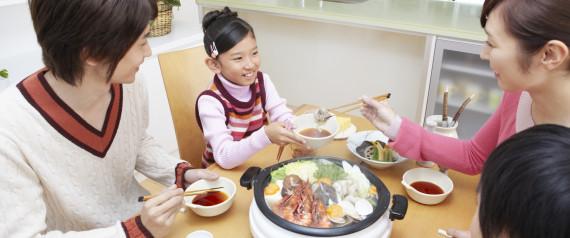 JAPAN DINNER CHILD