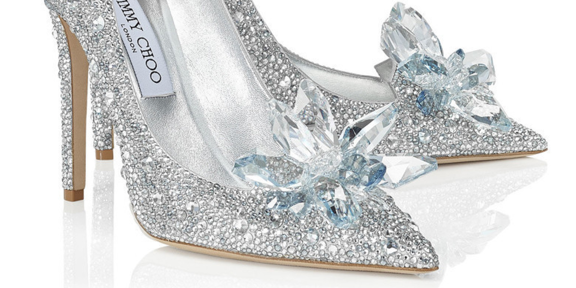 jimmy choo chaussure cendrillon