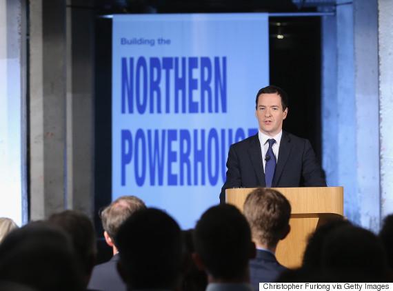 george osborne northern powerhouse