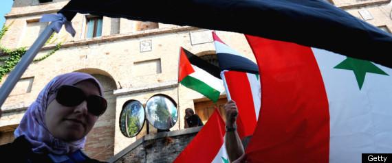 SYRIA DEATH TOLL
