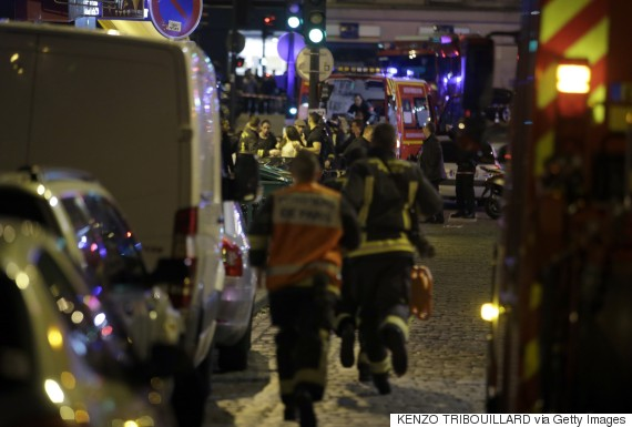 paris attack bataclan