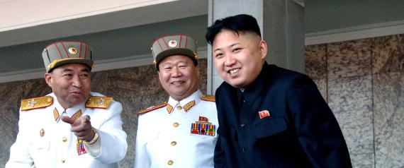 KIM JONG UN HAPPY