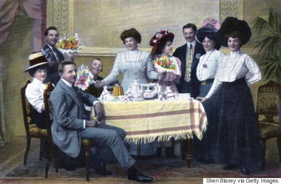 1900s tea