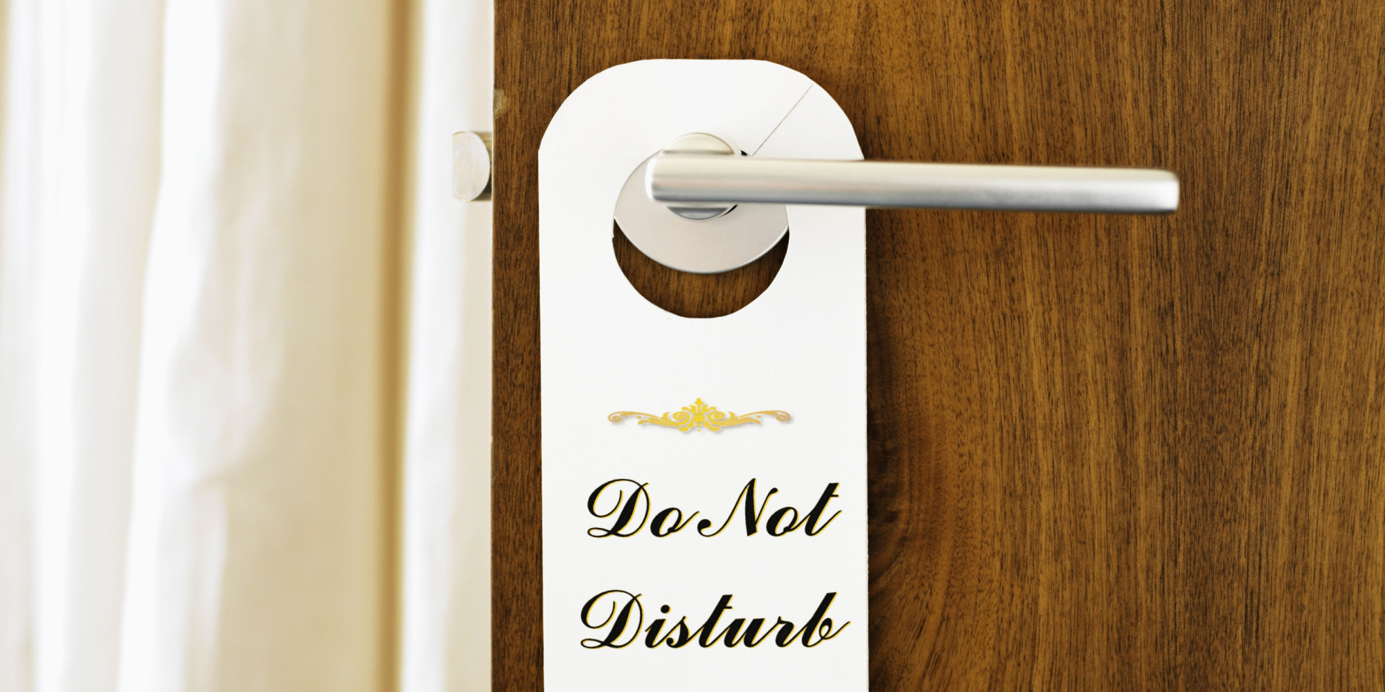 what does the do not disturb on iphone do what your hotel do not disturb sign says about you 21450