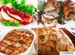 10 recetas alternativas al típico pavo de Acción de Gracias