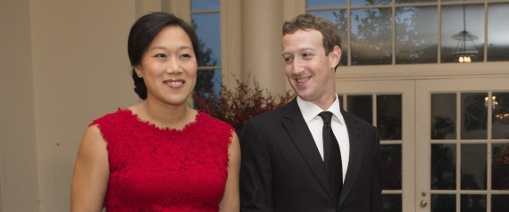 MARK ZUCKERBERG WIFE