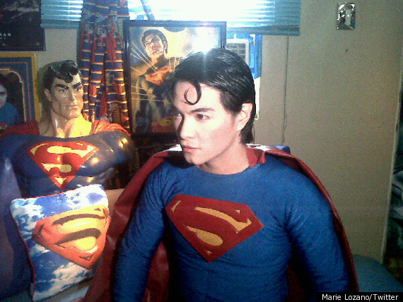 ... Plastic Surgery: Herbert Chavez , Filipino Man, Is Superman-Obsessed