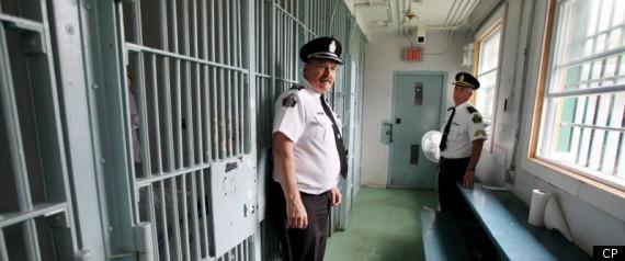 CANADA PRISON CRIME BILL OMNIBUS