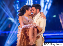 'Strictly' Georgia Dazzles Judges For The Second Week In A Row