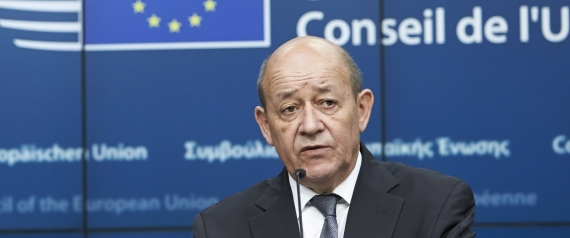 JEANYVES LE DRIAN