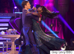 It's Five Times Unlucky For Jamelia In 'Strictly'