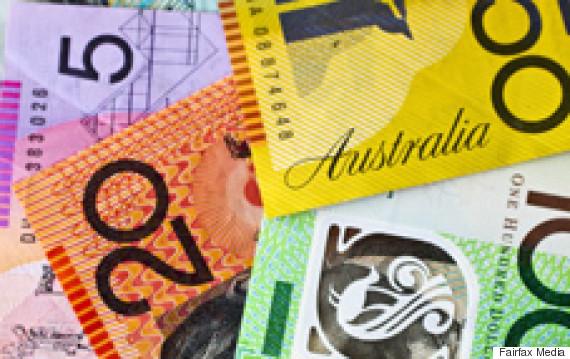 australian money 50 dollars
