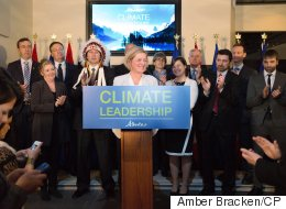 Alberta Seeks New Image With Bold Climate Change Plan