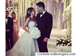 Sofía y Joe Manganiello ya están casados