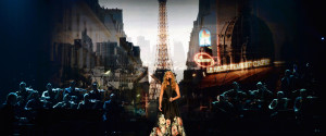 CELINE DION AMAS PARIS