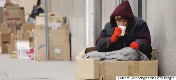 There Are 400,000 More Young People Living In Poverty Than There Were A Decade Ago