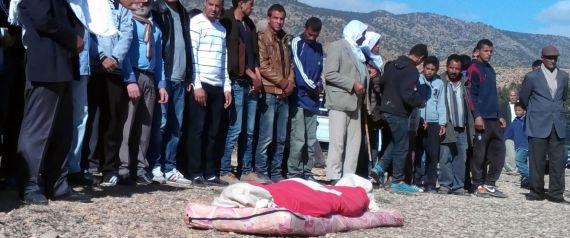 FUNERAILLES BERGER TUNISIE