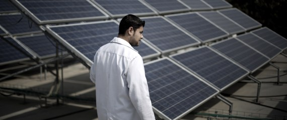 GAZA SOLAR POWER