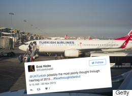 Airline's Ill-Timed #FlowThroughIstanbul Campaign Suffers Awkward Takeover
