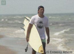 Leonidas Economides: «Για μένα το καλύτερο μέρος για surfing είναι ο τόπος καταγωγής σου»