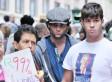 Penn Badgley, Tim Robbins Latest Celebs To Join Occupy Wall Street