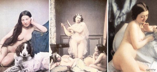 Así era la pornografía en el siglo XIX (EXPLÍCITO)