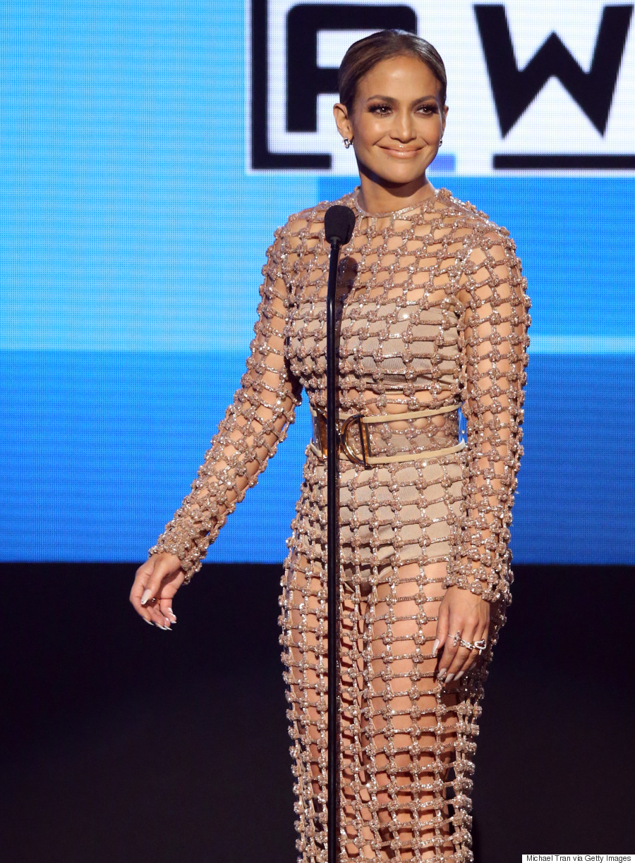 Jennifer Lopez's 10 Stunning American Music Awards Outfits ...