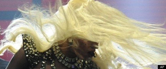 BRIAN MAY WANTS LADY GAGA TO FRONT QUEEN