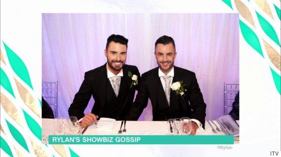 Rylan and paige wedding